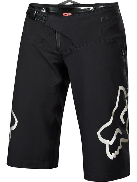 Fox Flexair Shorts Women black/chrome